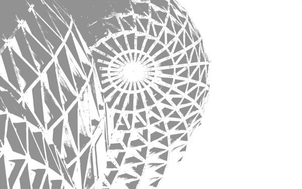 Design Akustikbild Sphere nach Maß