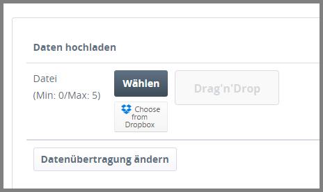DateiAuswahloderDropbox