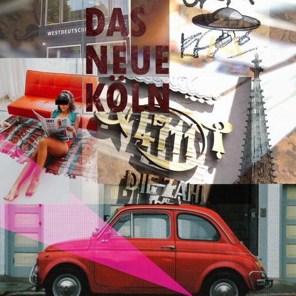 Neues Köln I Design Akustikbild