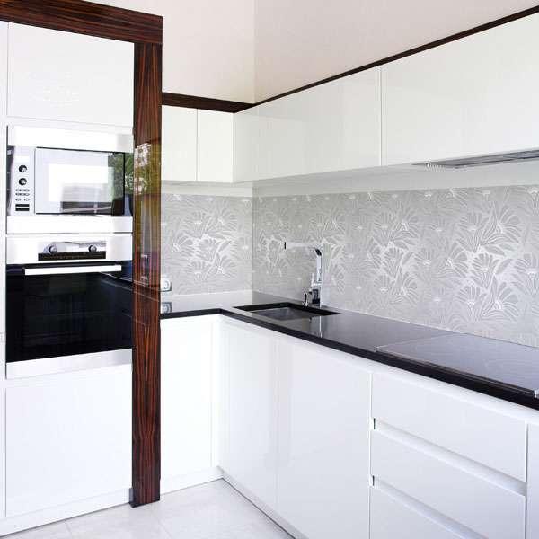 Glas Küchenrückwand Eigenes Motiv