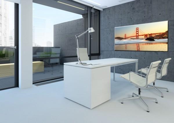 Akustikbild mit eigenem Bildmotiv nach Maß Preis nach Größe (nach m²) ab